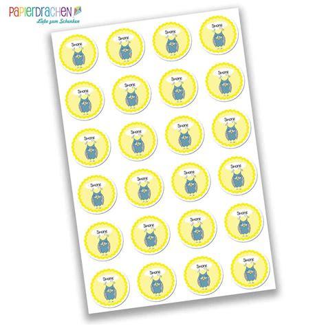Sticker Mit Namen Kinder by 24 Individuelle Namenssticker Schule Mit Eule Motiv F 252 R