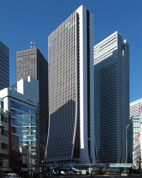 Japanese Office by File Sompo Japan Office Building 2009 02 Jpg