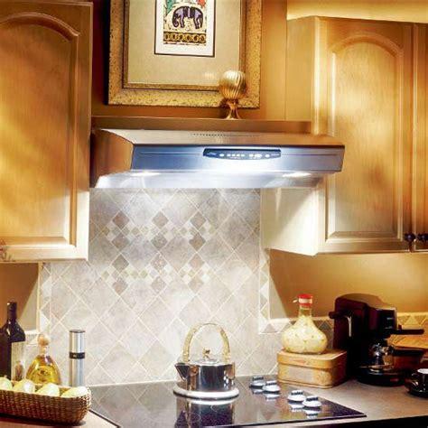 range hoods allure qs3 series under cabinet mount range