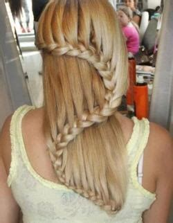 doctor locks on how to waterfall braid 1000 images about crazy braids on pinterest