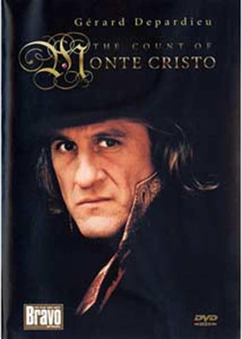 gerard depardieu the count of monte cristo doc dvd review the count of monte cristo comte de monte