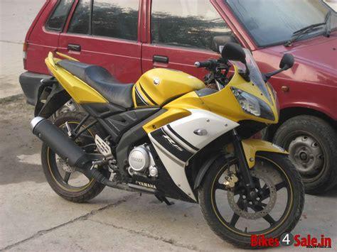 Undercwol Yamaha R15 Sambunga Fairing Yzf R15 yellow with white fairing yamaha yzf r15 picture 1 album id is 62148 bike located in new delhi