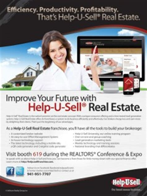 get a glimpse of our realtor magazine ad help u sell