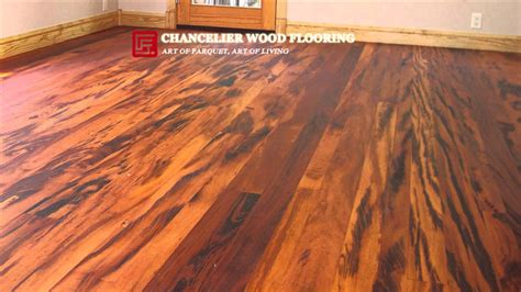 What is tigerwood hardwood flooring pros and cons