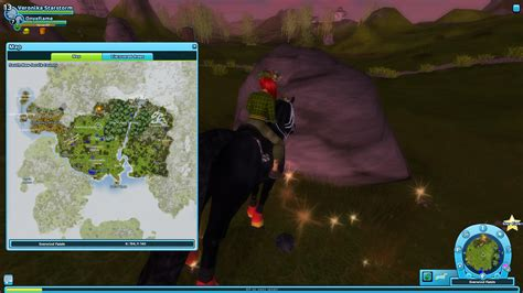 star stable online ride through for when youre stuck on stars over the field daily quest