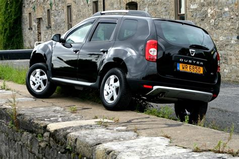 dacia duster review carzone new car review
