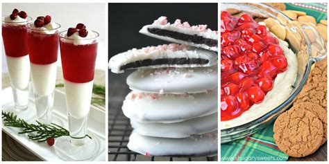 easy christmas desserts 12 no bake christmas desserts oven free holiday dessert