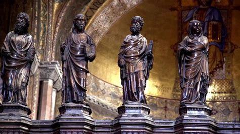 basilica di san marco interno venezia basilica di san marco l interno