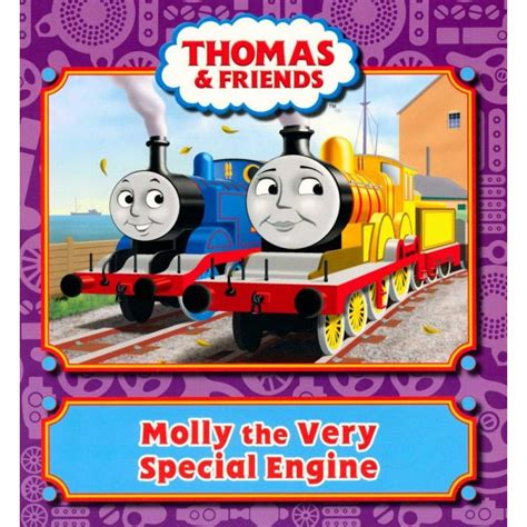 libro molly and the magic thomas and friends molly the very special engine english wooks