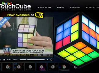 Rubiks Revolution Interactive As A by Creative Digital Agency