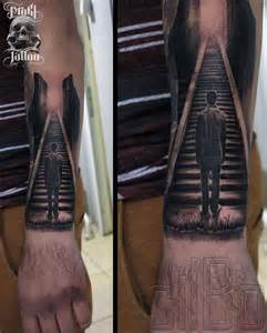 stairway to heaven best tattoo ideas amp designs