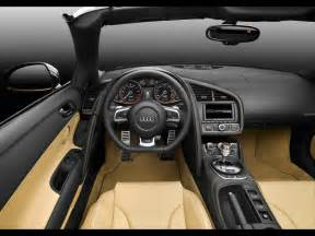 2010 audi r8 spyder interior 1920x1440 wallpaper