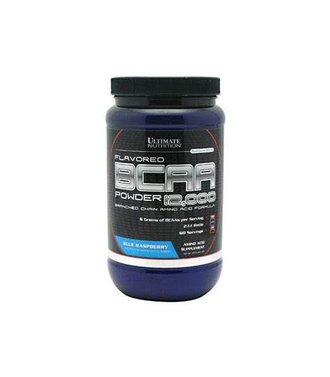 Special Offers Ultimate Nutritiom Bcaa Powder 12000 Suplemen Fitness ultimate nutrition bcaa 12000 powder blue raspberry 457 gr