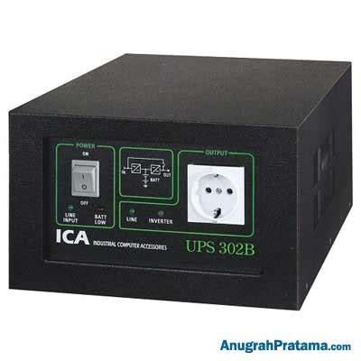 Jual Ups Ica by Jual Ica Line Interactive Pn Series Ups 302b 600va 300w