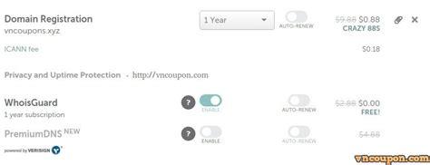 namecheap domain xyz registrations    year