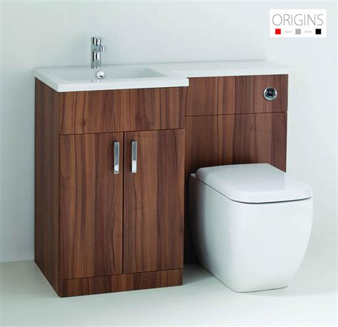 origins fusion walnut vanity unit uk bathrooms