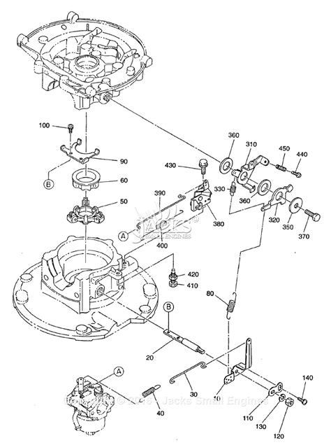 subaru parts diagrams robin subaru ec13v parts diagram for governor