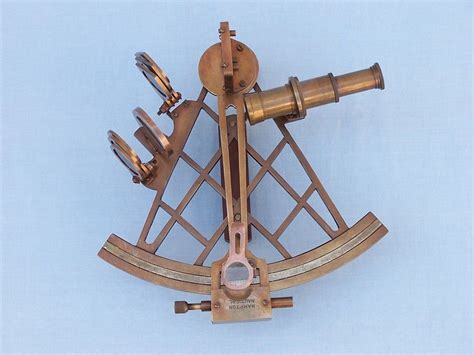 sextant vintage buy admiral s antique brass sextant 12 inch with rosewood