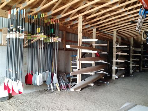 sculling boat rack grand rapids rowing on twitter quot new single racks and