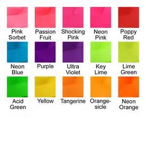 neon colors list 3 8 grosgrain ribbon 50 yard reels neon bright color