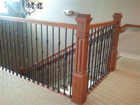Banister Images Iron Balusters