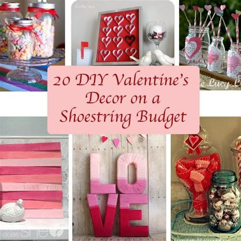 cheap valentines decorations 1000 cheap valentines day ideas on printable