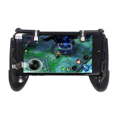 mobile phone gaming gaming joystick mobile phone gamepad holder shooter for