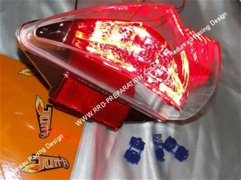 Lu Stop Led Yamaha Arox feu arri 232 re pour scooter mbk nitro yamaha aerox et magnum racing tun r design 224 led www rrd
