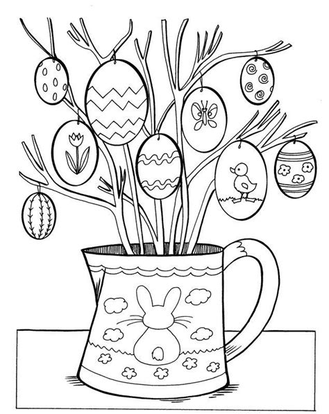 coloring pages easter pdf easter coloring pages coloring home