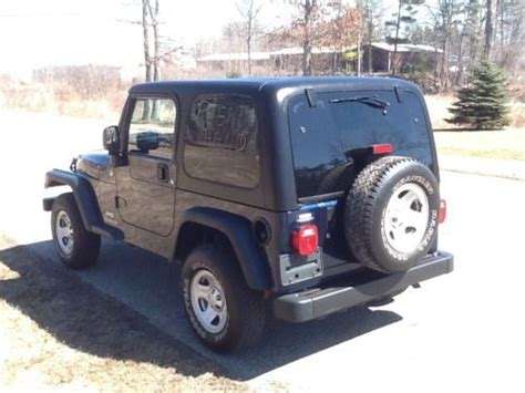 Jeep Wrangler Right Drive Buy Used Jeep Wrangler 4x4 Right Drive In Exeter New
