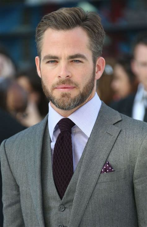 capt kirk hair chris pine im liking the beard why hello there