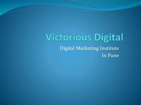 seo institute in pune digital best digital marketing institute pune seo