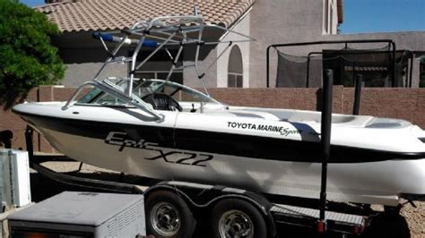 epic boats msrp 22 feet 2001 toyota epic x22 ski and wakeboard boat