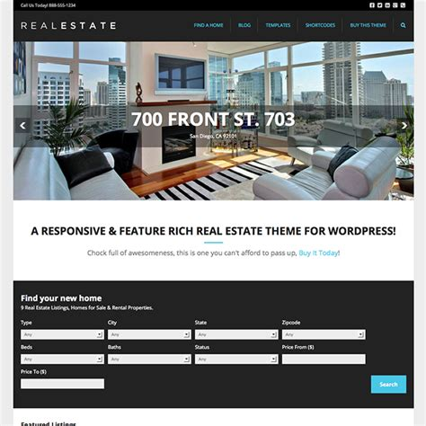 wp pro real estate 5 wordpress theme wpexplorer