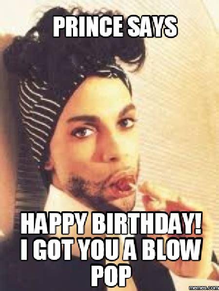Prince Birthday Meme - home memes com