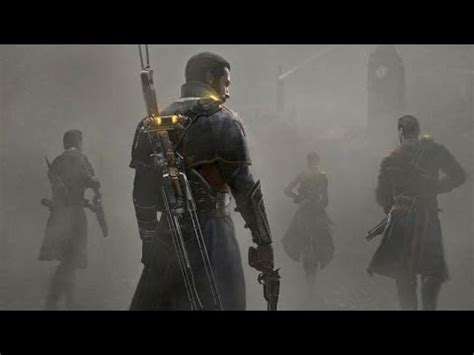 Ps4 Exclusive The Order the order 1886 trailer ps4 exclusive