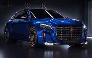 Mercedes I Scaldarsi Emperor I Mercedes Maybach S 600 Modified To