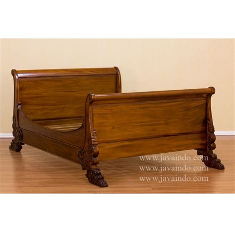sleigh bed frame size sleigh bed frame bmpath furniture