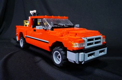 twister dodge ram dodge ram from quot twister quot this moc is of the iconic