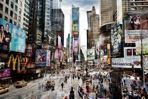 tattoo new york times square glasbilder new york times square bei europosters