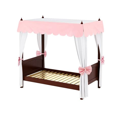 corner twin beds sets maxtrixkids goldilocks3 cp princess poster bed w 2