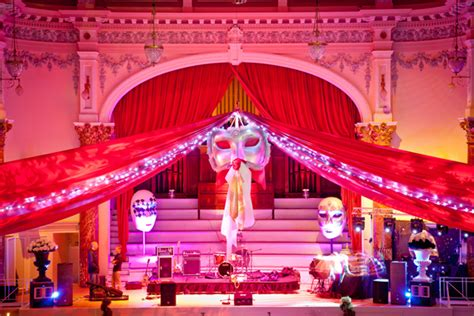 themed events midlands venetian masquerade theme decorations and props flaming