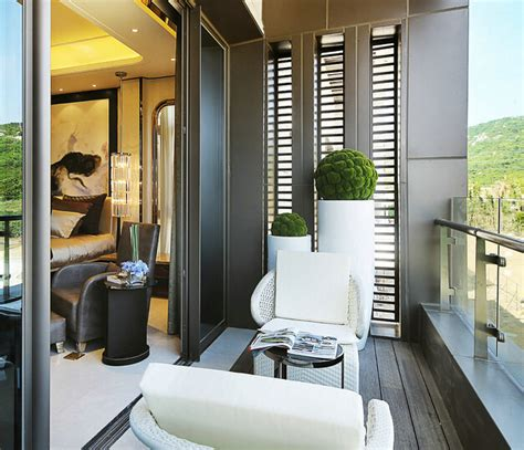 Modern Luxury balcony design Interior Design