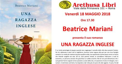 libreria arethusa roma admbm 7854 autore presso una ragazza inglese il romanzo