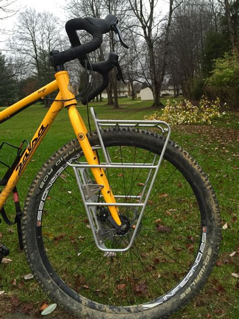 Salsa Front Rack by What Front Rack On A Fargo Mtbr