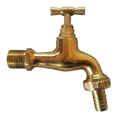 rubinetto portagomma rubinetto portagomma a parete in ottone 3 8 quot valsania
