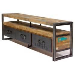 Meuble Tv Bois Industriel #2: meuble-tv-160-industriel-factory-samudra.jpg