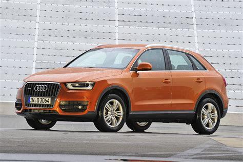 Vergleich Audi Q3 Und Q5 by Bilder Audi Q3 Gegen Audi Q5 Bilder Autobild De