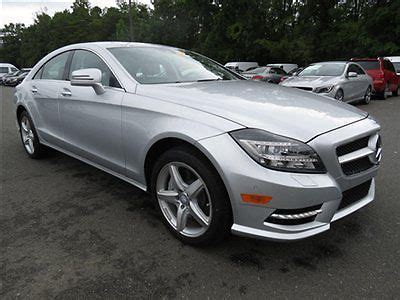 find used mercedes benz cls550 rwd cls class 4door coupe