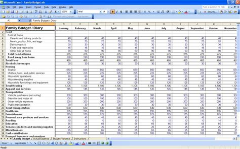 Dave Ramsey Budget Spreadsheet Excel by Monthly Excel Template Calendar Template 2016